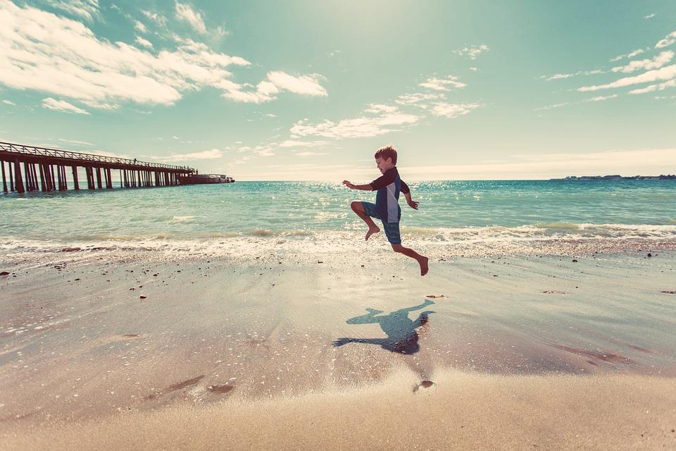 image3 Dia das crianças: brincadeiras na Praia de Bombinhas