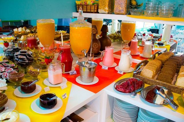 image5 Pousada com café da manhã em Bombinhas – Pousada Brisa do Mar