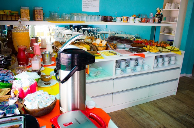 image7 Pousada com café da manhã em Bombinhas – Pousada Brisa do Mar