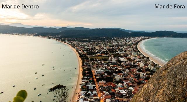 image3 Qual a maior praia de Bombinhas?