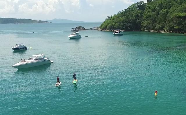 image4 Os melhores lugares para praticar stand up paddle em Bombinhas